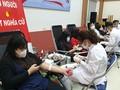 Lebih dari 350 Unit Darah yang Diperoleh pada Pesta Donor Darah Sukarela