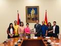 Vietnam dan Thailand Bekerja Sama Mengembangkan Komunitas secara Berkelanjutan dengan Filsafat Ekonomi Kecukupan