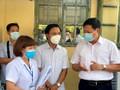 Rombongan Kerja Badan Pengarahan Nasional urusan Pencegahan dan Pengendalian Wabah Covid-19 Lakukan Kunjungan Kerja di Provinsi Thai Binh