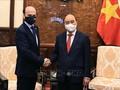 Argentina desea promover la alianza estratégica con Vietnam