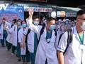 El pueblo y el sector empresarial de Vietnam siguen con determinación el llamado del líder político contra el covid-19