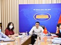 Buscan optimizar la labor de información al exterior en misiones de Vietnam en el extranjero