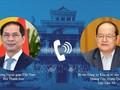 加强越南各地与中国广西的友好合作