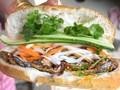 Fishy banh mi delight HCM city foodies