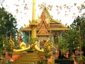 Southern Khmer people enjoy traditional Chol Chnam Thmay
