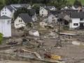Beileidtelegramm an Flutopfer in Deutschland