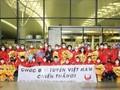 Kontingen Olahraga Vietnam Berangkat ke Jepang untuk Hadiri Olimpiade Tokyo 2020
