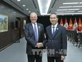Staatspräsident Tran Dai Quang trifft Staats- und Regierungschefs der APEC-Wirtschaften