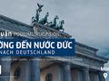 """Podiumsdiskussion """"Mein Weg nach Deutschland"""""""