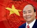 각국, 세계경제포럼 (WEF)  등 지도자, 베트남 신임 지도진의 취임에 축전 보내와..