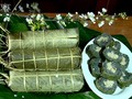 약초 바인쯩, 푸토(Phú Thọ)성 므엉 (Mường) 소수민족의 고유한 음식