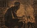 호찌민 주석에 대한 인상적인 그림