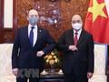 우루과이 대사, 베트남과 FTA 추진 기대
