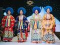 베트남 민족의 문화 가치를 잘 반영하는 전통 의상