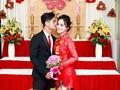 현대 베트남 결혼식