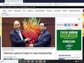 Koran Afrika Selatan Apresiasi Generasi Pimpinan Baru Vietnam