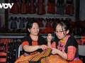 Kabupaten Van Ho, Provinsi Son La Lestarikan Keterampilan Sulam dan Jahit Busana Tradisional