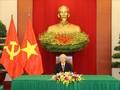 Sekjen Nguyen Phu Trong Adakan Pembicaraan Telepon dengan Sekretaris Pertama Partai Komunis Kuba