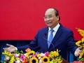 4月1日国家主席提请国会免去阮春福的政府总理职务
