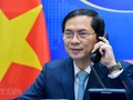 Strengthening diplomatic relations between Vietnam and China, India, Morocco