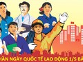 Vietnamese workers promote unity, creativity, development