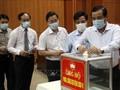180 million USD donated to COVID-19 Vaccine Fund