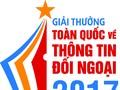 Prix national de l'information pour l'étranger 2017(Presse et livres)