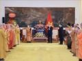 "Agama Buddha Viet Nam Memainkan Peran Sangat Penting dalam ""Membela Tanah Air, Menenangkan Rakyat"""