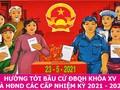 Jamin Keselamatan Pemilihan Anggota MN dan Anggota Dewan Rakyat