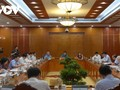 Tareas clave para el desarrollo socioeconómico en el contexto del covid-19 en Vietnam