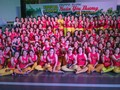 Happy Flow, o el yoga con música, un estilo cada vez más popular en Vietnam