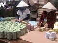 ビンズオン省での陶磁器製造業の維持