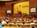 国会 任期満了のフック首相の解任を討議