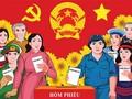 選挙権はベトナム人の神聖な権利と義務である