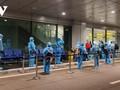 バンドン国際空港で、隔離に関する新規定が適用