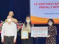 新型コロナワクチン基金に積極的に寄付するHCM市民