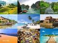 ベトナムの各地方の美しさにちなんだ歌