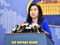 ベトナム外務省 中国の「改正海上交通安全法」の施行について見解を出す