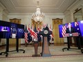 米英豪、インド太平洋安保で「AUKUS」創設