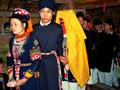 クアンニン省のカオラン族の結婚