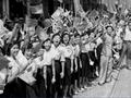 Những khoảnh khắc lịch sử ngày giải phóng thủ đô 10/10/1954