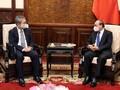 ベトナムと日本、協力関係を深化