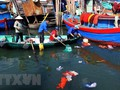 ベトナム、海洋のプラスチックごみ防止に関する合意書作成に参加