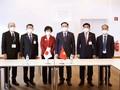 フエ国会議長、日本参議院議長と会見