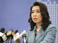 越南对中国在黄沙群岛举行非法军演做出反应
