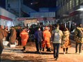 中国新疆一煤矿发生事故 21人被困