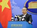 越南驳斥中国的东海禁渔令