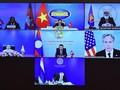 第二届湄公河-美国伙伴关系部长级会议举行