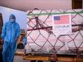 Weitere drei Millionen Dosen Moderna-Covid-19-Impfstoff werden in dieser Woche in Vietnam eintreffen