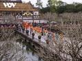 Merekonstruksikan Upacara Penghadapan Raja di Istana Kerajaan pada Tanggal 1 Hari Raya Tet